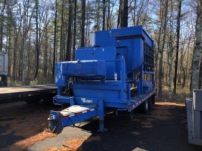 Used Sandblasting Equipment Used Surface Preparation